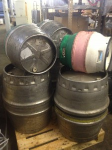 Firkins on the top and Kinderlins on the bottom