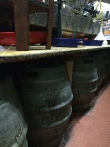 JW Lees archival beer