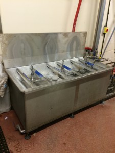 Cask Washer